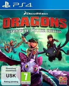PS4 - Drachen: Aufbruch neuer Reiter Box 785300139741 Piattaforma Sony PlayStation 4 Lingua Tedesco N. figura 1
