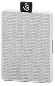 One Touch SSD 1TB blanch Disque Dure Externe SSD Seagate 785300155571 Photo no. 1