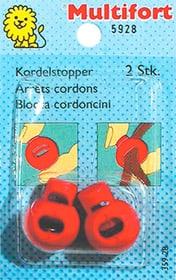 Blocca cordoncini 2 pz.