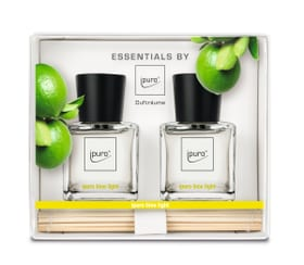 Lime light Set, 2x50ml Raumduft Ipuro 657189300002 Farbe Gelb Bild Nr. 1