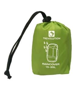 Regenhülle 15-35 Liter Rucksack-Zubehör / Rucksack-Regenhülle Trevolution 460255100361 Grösse S Farbe Hellgrün Bild-Nr. 1