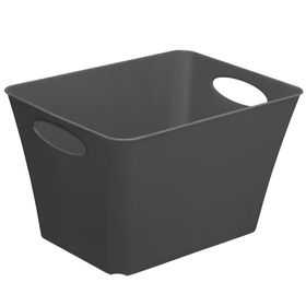 LIVING Box 24l, Plastica (PP) senza BPA, antracite Cestina Rotho 604057700000 N. figura 1