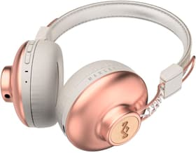 Marley Positive Vibration 2.0 BT Bluetooth - Copper Casque On-Ear House of Marley 772787600000 Photo no. 1