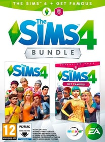 PC - The Sims 4 Get Famous Bundle Box 785300139896 Photo no. 1