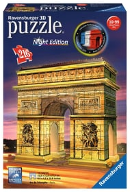 Triumphbogen Night Edition Puzzle Ravensburger 747944200000 Bild Nr. 1