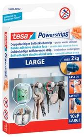 Powerstrips large, 10 Stk. Klebestreifen Tesa 675670000000 Bild Nr. 1