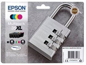 Multipack 35XL CMYBK Cartouche d'encre Epson 798540400000 Photo no. 1