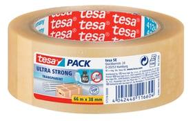 tesapack® ultra strong 66m:38mm transparent Klebebänder Tesa 663074900000 Bild Nr. 1
