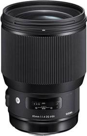 85mm 1.4 DG HSM Art, Canon-AF