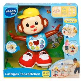Lustiges Tanzäffchen  (D) Jeux éducatifs VTech 747309490000 Photo no. 1