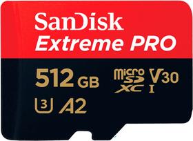Extreme Pro 170MB/s microSDXC 512GB MicroSDXC SanDisk 785300144547 N. figura 1
