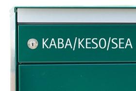 s:box 13 KABA/KESO/SEA poinçonnage Boîtes aux lettre Stebler 604007200000 Photo no. 1