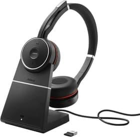 Evolve 75+ UC Stereo und Ladestation Headset Jabra 785300156732 Bild Nr. 1