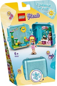 LEGO® Friends Magische Würfel Le cube de jeu d'été de Stéphanie 41411 748743300000 Photo no. 1