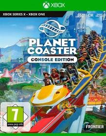 XBOX - Planet Coaster D Box 785300155824 Photo no. 1
