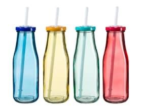 Bottiglie con cannuccia SUMMER FUN
