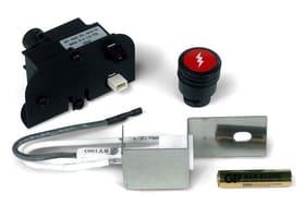 Kit allumage Q 3200 électrique Allumage gril à gaz Weber 9000018792 Photo n°. 1