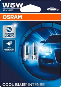 Cool Blue Intense W5W Duobox Autolampe Osram 620442100000 Bild Nr. 1