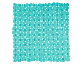 STONE Duschwanneneinlage 453128056144 Grösse B: 54.0 cm x H: 54.0 cm Farbe Türkis Bild Nr. 1