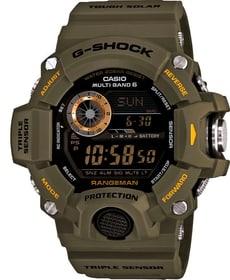 Casio GW-9400-3ER Montre vert Montre G-Shock 785300124002 Photo no. 1