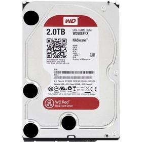 Red 2TB NAS SATA HDD NAS Western Digital 785300124385 Photo no. 1