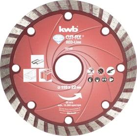 Dischi da taglio Red-Line DIAMANT, ø 115 mm kwb 610519000000 N. figura 1