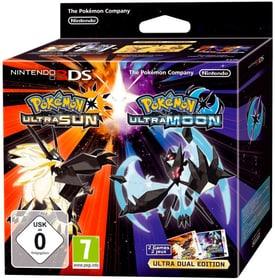 3DS - Pokémon Ultrasonne & Ultramond - Ultra Dual Edition