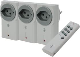 IT Set de 3 pièces Interrupteur radio Intertechno 612114300000 Photo no. 1