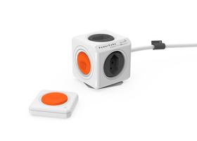 PowerCube Extended Remote 4xT13 Steckdosenleiste Allocacoc 613199000000 Bild Nr. 1