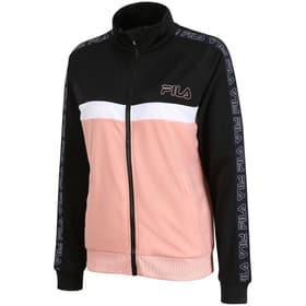 Jacoba taped track jacket Veste pour femme Fila 464297700320 Taille S Couleur noir Photo no. 1