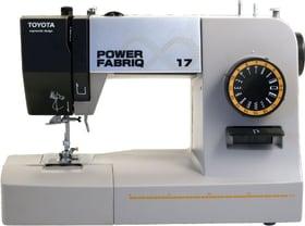 Power FabriQ Mechanische Nähmaschine Toyota 717495800000 Bild Nr. 1