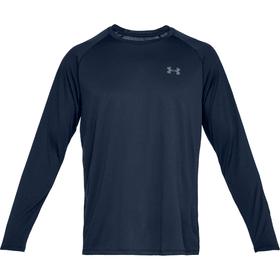 Tech 2.0 Long Sleeve Fitnessshirt Under Armour 468056500322 Grösse S Farbe dunkelblau Bild-Nr. 1