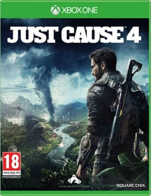 Xbox One - Just Cause 4 (F) Box 785300137805 Langue Français Plate-forme Microsoft Xbox One Photo no. 1