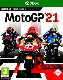 XONE - MotoGP 21 Box 785300158790 N. figura 1