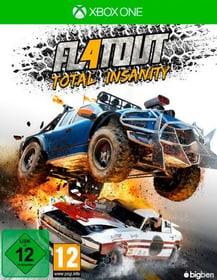 Xbox One - Flatout: Total Insanity Box 785300121647 Photo no. 1
