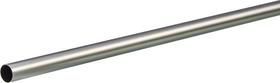 SATIN Vorhangstange 430583316080 Farbe Silber Grösse B: 160.0 cm Bild Nr. 1