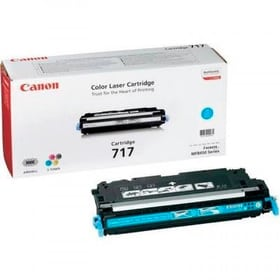 2577B002 717 cyan Cartouche de toner Canon 785300123912 Photo no. 1