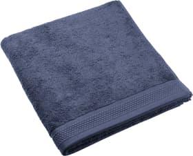 NATURAL FEELING Serviette de bain 450873120543 Couleur Bleu foncé Dimensions L: 70.0 cm x H: 140.0 cm Photo no. 1