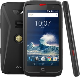 ACTION X3 DualSIM Black/Red