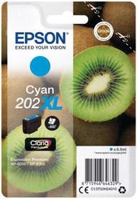202XL cyan Cartuccia d'inchiostro Epson 798549400000 N. figura 1