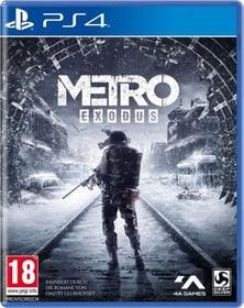 PS4 - Metro Exodus Box 785300138975 Lingua Tedesco Piattaforma Sony PlayStation 4 N. figura 1