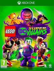 Xbox One - LEGO DC Super-Villains (D/F) Box 785300136807 Photo no. 1