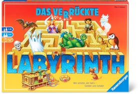Labrinth (D) Giochi di società Ravensburger 748922990000 Lengua Tedesco N. figura 1