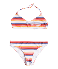 Lovely Senorita - Triangle Bikini Set Bikini Roxy 466839215257 Grösse 152 Farbe koralle Bild-Nr. 1