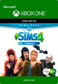 Xbox One - The SIMS 4: Vampires Download (ESD) 785300136286 Bild Nr. 1