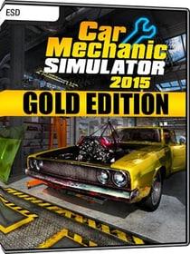 PC/Mac - Car Mechanic Simulator 2015 - Gold Edition Download (ESD) 785300139755 Photo no. 1