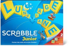 Scrabble Junior (F) Mattel Games 748918890100 Lengua Francese N. figura 1