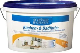 Küchen- und Badfarbe Weiss 5 l Schöner Wohnen 660912600000 Farbe Weiss Inhalt 5.0 l Bild Nr. 1