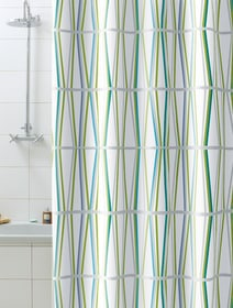Duschvorhang Bambu grün diaqua 675596100000 Grösse 180 x 200 Bild Nr. 1