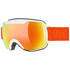 Downhill 2000 CV Skibrille Uvex 494974100110 Taglie one size Colore bianco N. figura 1